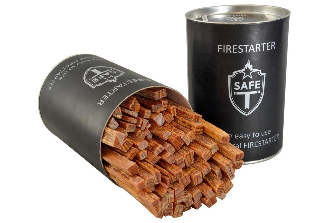 Firestarter box open
