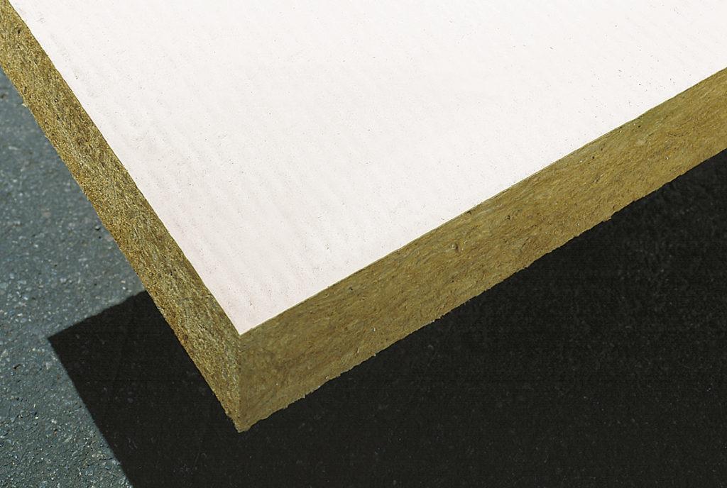 mineralwollplatten beschichtet typ e