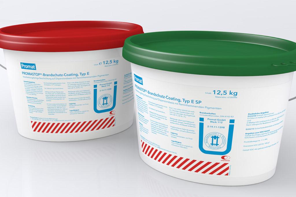 promastop brandschutz coating typ e