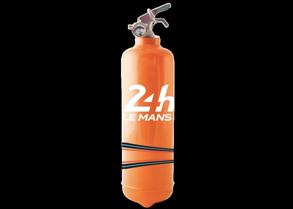 24H 1ere vitesse orange