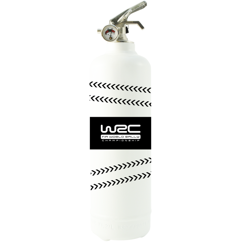 WRC Trace blanc