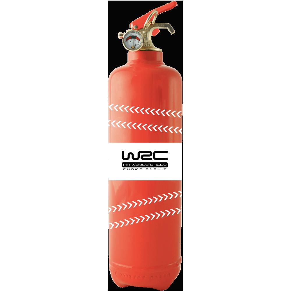 WRC trace rouge