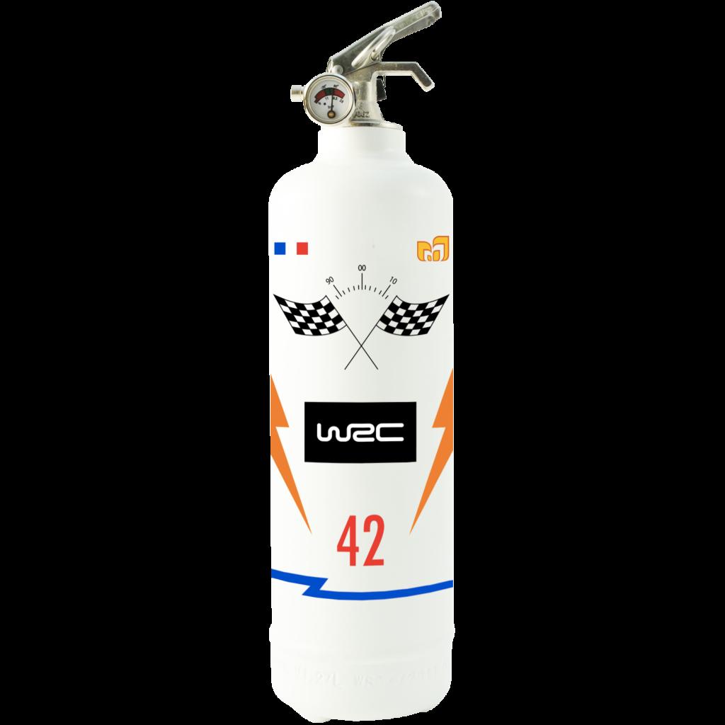 WRC tuning 3 blanc