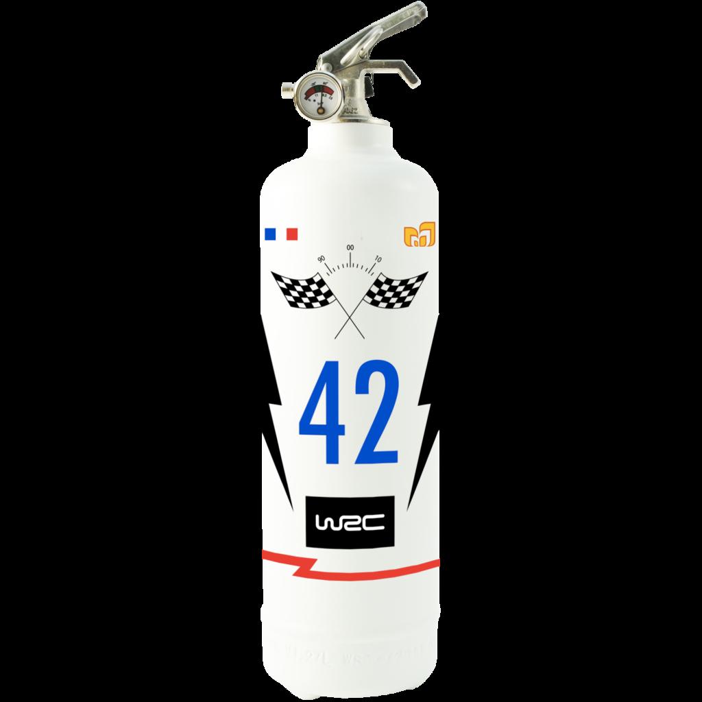 WRC tuning 5 blanc