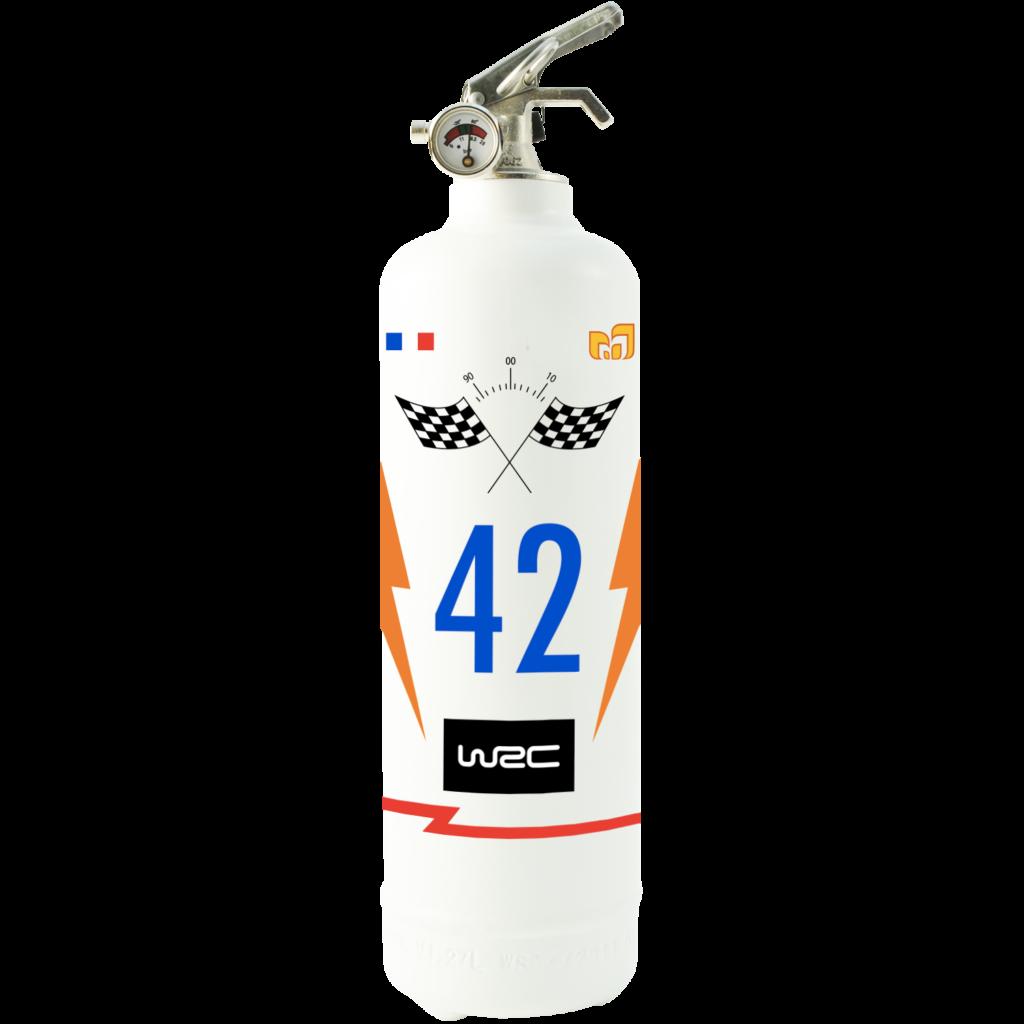 WRC tuning 6 blanc